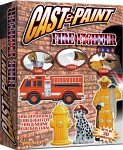 Cast & Paint Fire Fighter