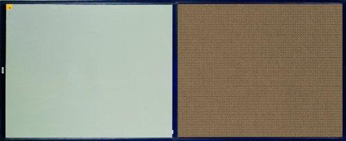 "Andersen 411 Medium Brown Polypropylene Clean Stride Mat With Carpet, 46"" Length X 36-1/2"" Width, For Interior front-397211"