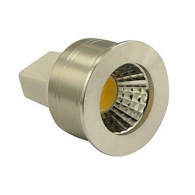 Rayshop - Dimmable Mr11 3W Cob 270Lm 3000K Warm White Led Spot Lamp Light(Dc12V)