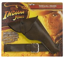 Indiana Jones Rubies Costume #8191 Indiana Jones Belt, Gun and Holster