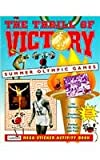 img - for The Thrill of Victory: A Summer Olympics '96 Sticker Activity Book book / textbook / text book