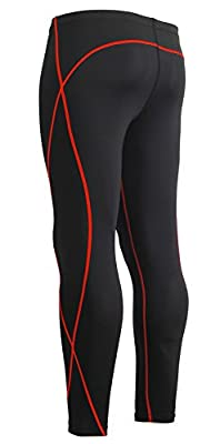 Emfraa Skin Tights Compression Leggings Base layer Running Pants mens womens XS ~ 2XL by EMFRAA