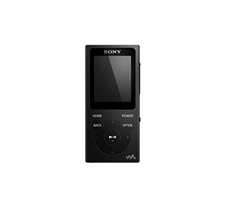 Sony NWE393B.CEW Lettore MP3 portatile, colore: nero