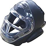 Head Guard With Optical Face Mask - XL