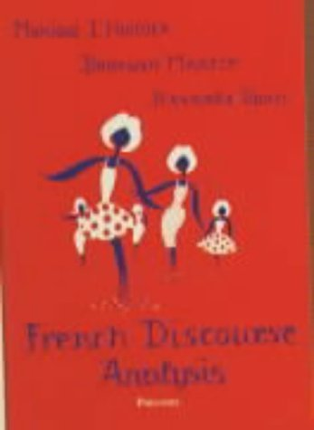 french-discourse-analysis-by-monique-lhuillier-2000-09-06
