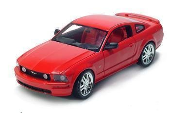 diecast car: 2005 Ford Mustang Gt