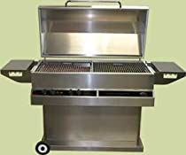 Hot Sale The Vidalia Charcoal and Gas Grill Model 983