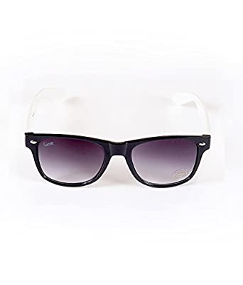 gatorz sunglasses  elligator black & white