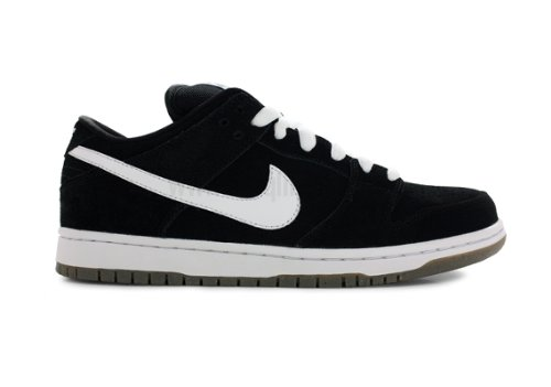 Nike SB Dunk Low Pro Black Graphite #304292-016