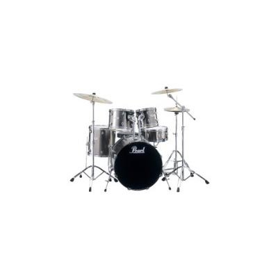 Pearl Forum FZH725/C21 Drum Kit, Smokey Chrome