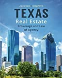 img - for Texas Real Estate Brokerage and Law of Agency 6e by Charles J. Jacobus George C. Stephens (2014-01-01) Textbook Binding book / textbook / text book