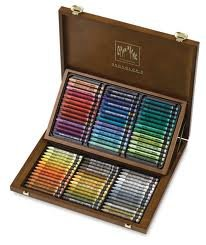 Caran D'ache Neocolor II Water Soluble Crayons (Pack of 84)