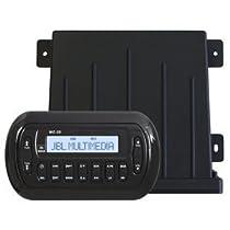 JBL MBB2020 AM/FM/Bluetooth Black Box System w/MC20B Face - Black
