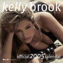 Official Kelly Brook Calendar 2005