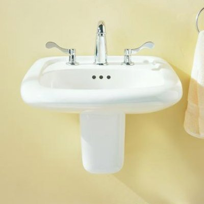 Wall Hung Mop Sink : ... SMALL WALL HUNG SINK BATHROOM HANGING SINKS WALL MOUNT BASIN Sinks