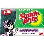 スコッチ・ブライト抗菌ウレタンスポンジたわし