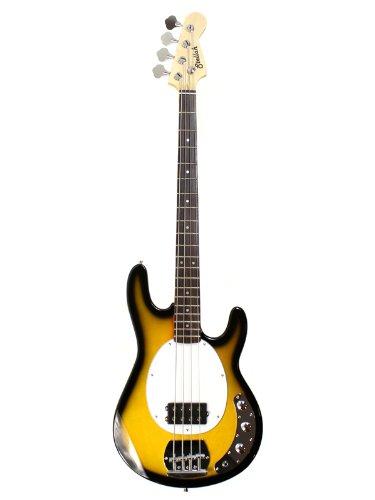 Stellah SMS-10 Electric Bass Guitar (Sunburst)