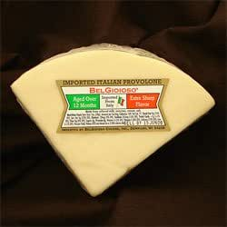 BelGioioso Imported Extra Sharp Provolone from Wisconsin