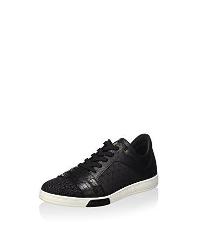 Bikkembergs Sneaker Olimpian 291 L.Shoe M Leather/Lycra schwarz