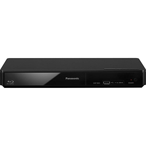 Panasonic Dmp-Bd81 Smart Network Blu-Ray Disc Player