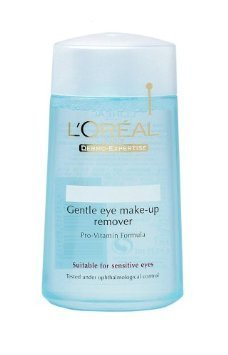 L'Oreal Dermo-Expertise Gentle Eye Make-Up Remover (125ml)