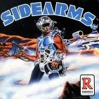 Sidearms TG16 Turbo Grafx 16