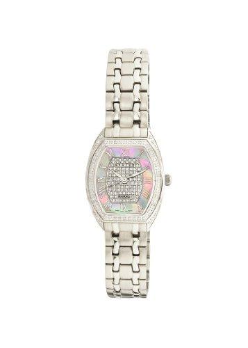 Croton 0.75 CT TW Diamond Ladies Swiss Quartz