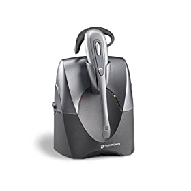 Plantronics CS55/HL10 Wireless Headset Bundle