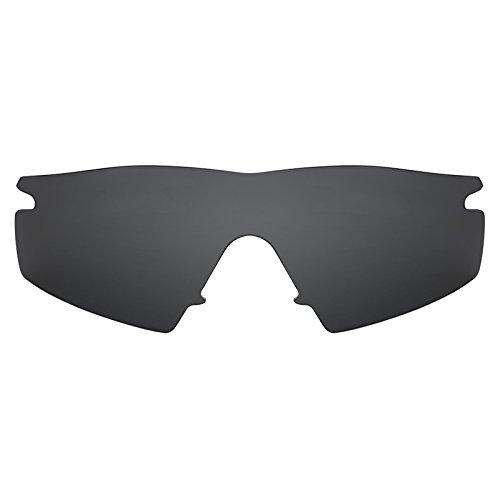 Lenti di ricambio Revant Polarizzate Nero Segreto per montatura Oakley M Frame Strike