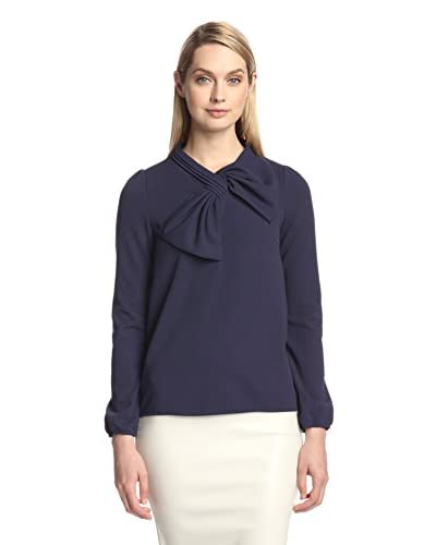 Gracia Women's Top with Bow Detail
