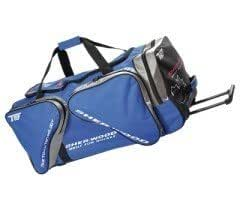 Sherwood Eishockeytasche T 80 Wheel Bag  L, Red/Schwarz, 80024