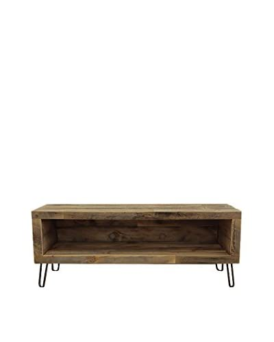 Bambeco Reclaimed Wood Media Console/TV Stand 36