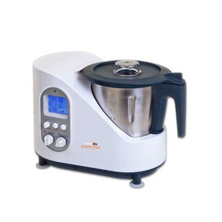Superchef sc800 robot de cocina - Robot cocina amazon ...