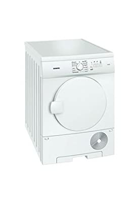 Siemens WT44C102IN Condensed Font-loading Tumble Dryer (7 Kg, White)