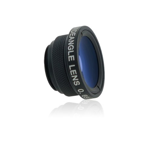Snappgrip Wide Angle/Macro Add On Lens For Apple Iphone And Samsung Galaxy Smart Phones