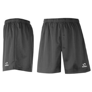 Sondico Core Football Shorts Black Medium