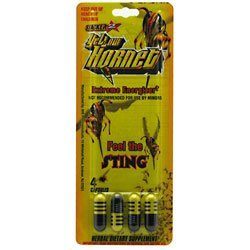 NVE Pharmaceuticals Stacker 2 Yellow Hornet Extreme Energizer