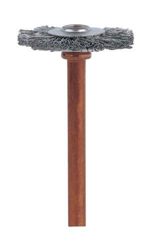 Dremel 530 Stainless Steel Brush-Wheel Shape