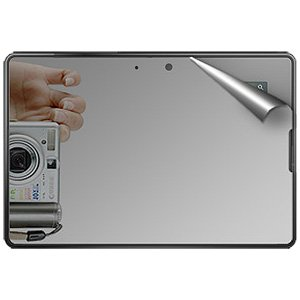 Amzer Mirror Screen Protector with Cleaning Cloth for Blackberry PlayBook