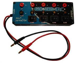 Multi Distributor Battery LiPo Battery Charger Accessories