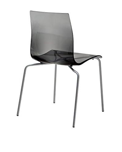 Domitalia Gel B Chair, Smoke