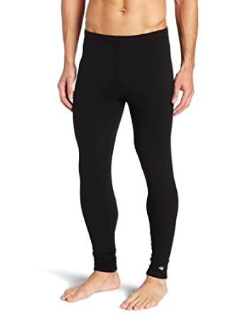 Duofold Men's Varitherm Performance Expedition Weight Thermal Pant, Black, Medium