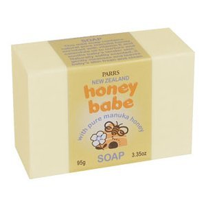 New Zealand Manuka Honey Baby Soap