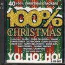 100% Christmas [2 CD Set ~ 40 track 100% Christmas Crackers]