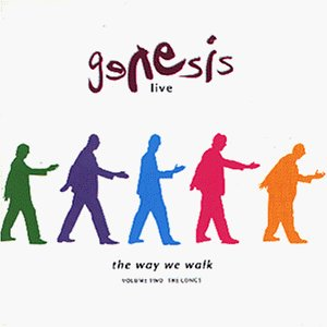 Genesis - Live - The Way We Walk, Volume Two: The Longs - Zortam Music