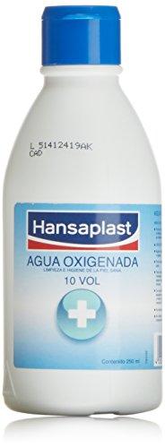HANSAPLAST AGUA OXIGENADA 10 VL 250 ML