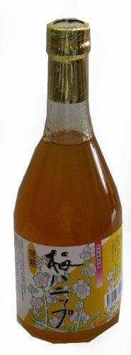 Plum juice ripe type 590 g