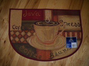 Best Java Caffe Latte Espresso Coffee Beans Kitchen Throw
