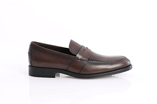 tods-loafers-in-brown-leather-mens-size-9