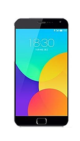 Meizu MX4 PRO Téléphone portable débloqué 4G (Ecran : 5,5 pouces - 32 Go - Simple SIM - Android 4.4 KitKat) Gris